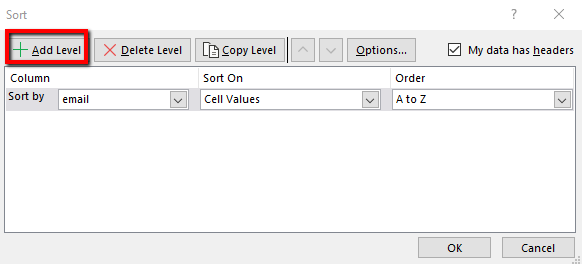 Sorting A CSV File In Excel | ACTIVEWorks Endurance Answers