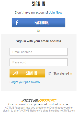 ACTIVE-Passport-Sign-In