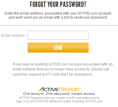 ACTIVE-Passport-Forgot
